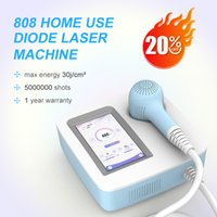 Mini 808nm diode laser hair remover beauty device salon home use machine painless