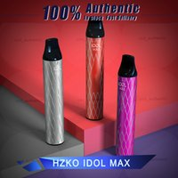 100% original HZKO Idol Max Vape Pen 2000 Puffs Strater Kits 1100mAh 6.5ml
