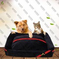 المشارب طباعة بيوتين شنوار الفرنسية القتال تيدي كورجي الكلب سرير صديقة للبيئة مريحة لينة جيدة حلم محب المنتجات