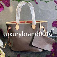 sacs à main femmes sac à bandoulière 2pcs / set shopping sacs fourre-tout de haute qualité