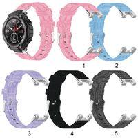 Canvas Strap for Huami Amazfit T-Rex Pro Bracelet Replacement Band for Amazfit T Rex Smart Watch Wrist Strap Case Accessories
