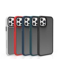 Чехлы для телефонов для iPhone 12 11 XS MAX XR 7 8 PLUS Clear Case Cable Shipe, защита от камеры + TPU Cover Cover