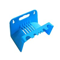 Watering Equipments Water Pipe Bracket Wall Mounted Storage Garden Hose Holder Reel Cart Wall-Mounted Tools For