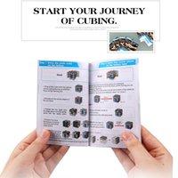 Qiyi Cube Guide - Secret Tutorial Book für Magic Cubes Einfaches Lernen
