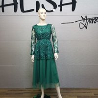 ALISA 2021 new pattern designer spring and autumn Evening dresses Wedding dress Dignified atmosphere Chinese Western style 005