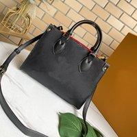 Diseñadores de lujo Mini bolsas de compras Crossbody Lienzo Libro Tote Bolso en relieve Testhigh Calidad Mujeres Hombro Bolsos Bolsos