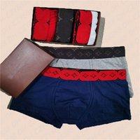 Ethika Boxer Underwear Sexy mens boxers cuecas para homens cueca cueca ropa interior hombre vintage shorts gay designer M-XXL