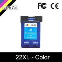 Renk Mürekkep Kartuşu Değiştirme 21 21XL Deskjet F380 F2180 F2280 F4180 F4100 F2100 F2200 F300 Kartuşları