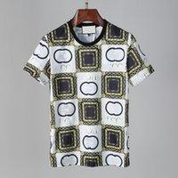Herren Kurzarm High Quality R Street Hip Hop T-Shirt Tops Avant Garde Skulls Casual Trend T-shirts9