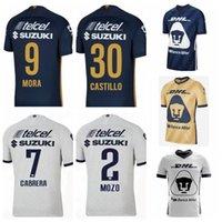 México Club Liga MX 2021 2022 UNAM 9 DINENNO SOCCER JERSEY 7 Saucedo 31 Corozo 21 Rogerio 8 Meritao 6 Lira 2 Mozo 17 Lopez Camisa de Futebol Kits Nome do Nome Personalizado
