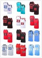 كرة السلة للرجال MJ Classic 90s Jersey Retro 23 Scottie Pippen 33 91 Dennis Rodman-Size S- XXL