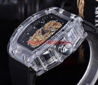 m Diamond Skull Military Watch Dykning 3 Needle Watch Mäns Toppmärke Luxury Quartz Reloj Hombre Relogio Masculino R