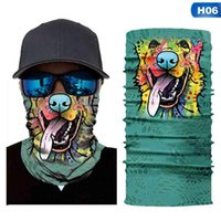 Animals Balaclava Motorcycle Mask Autumn Summer Masks Halloween Shield Cycling Snowboard Motorcross Head Face Scarf Caps &