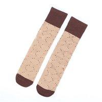 Lettera Print Baby Socks Calze Abbigliamento Abbigliamento Summer Boys Girls Kids Cotton Sock Soft Molle Calza per bambini all'ingrosso