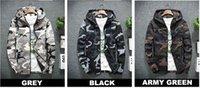 2021 Mens Jackets Spring Men Casual Windbreaker Camouflage Hooded Coats Men's Fashion Slim Hip Hop Bomber Jacket's Clothing Size M-5XL