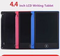 4.4 Inch LCD Writing Tablet Boards Kids Pad Drawing Painting Graphics Board FOR Gift Child Creativity Imagination