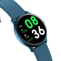 Women Fashion Smart Watch Real-time Weather Forecast Activity Tracker Heart Rate Blood Pressure Monitor Sports Ladies Watches Waterproof Men For Android IOS