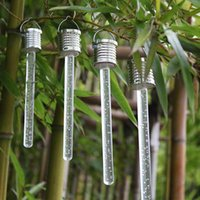 Selling LED Solar Hang Pendant Lights Colorful Outdoor Garden Lamp Chandelier Christimas Party Tree Decor Modules