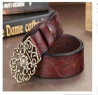 Belts for Mens Belts Design Belt Snake Belt Real Leather Business Belts Women Big Gold Buckle985GG&#132