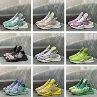 Botas sapatos CHUNKY Mens Casual 35-45 Luxuoso tamanho branco amarelo vermelho preto 2021new caixa com sneaker y3 kaiwa jeaxc