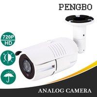 Cameras Pengbo 1200TVL CCTV Camera IR Cut Night Vision Security Outdoor Indoor Home Survillance