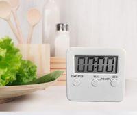 Zamanlayıcı dijital mutfak öğretmenler sınıf sayacı büyük lcd yüksek sesle klip basit saat mini küçük kronometre büyük beeper dakika saat sanırım yemek pişirme dev alarm sayısı