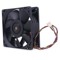 QFR1212GHE- PWM 4P 12V 2. 7A 12038 Server Cooling Fan For Mine...