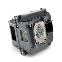 Replacement Projector Lamp With Housing ELPLP58 Fit For EPS0N EB-S10 EB-S9 EB-S92 EB-W10 EB-W9 EB-X10 EB-X9 EB-X92 EX3200 EX5200 Lamps