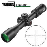 Yubeen 4-16x44 SF Tactical Rifle Scope Side Me focus Parallax Riflescope Caccia Scope Sniper Gear per .223 5.56 AR15