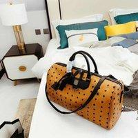 Übergröße Reisetaschen Original Kissenpackung Patent Handtasche Echtes Leder Schulter Brieftasche Nachahmung Marken Frauen Luxurys Designer Tasche 2021