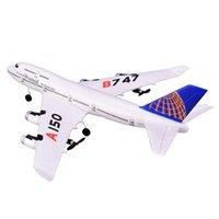 Wltoys A150 RC طائرة طائرة بدون طيار بوينغ إيرباص B747 3CH 2.4G طائرة شراعية نموذج ثابت الجناح EPP التحكم عن بعد لعبة الطائرات للأطفال -
