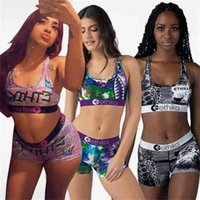 العلامات التجارية النساء الفتيات ملابس السباحة قمم خزان الصدرية + السراويل Tankinis الرياضة ملابس السباحة العصرية سليم بيكيني الصيف شاطئ قطعتين الملابس G31E7K2