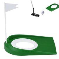 Golf putter plate Green practice detachable indoor and outdoor putters trainer HW287