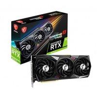 Графические карты Оригинал MSI GeForce RTX 3070 Ti Gaming X Trio 8G Desktop 1830MHZ GDDR6X Video Card 3070Ti 3080Ti