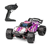 EMT ORT3 4WD Monster Race Ofn-Road Truck, игрушка автомобиля RC, высокоскоростной 36 км / ч, дифференциальный механизм, прохладный дрейф, светодиодные фонари, малыш рождественский мальчик подарок