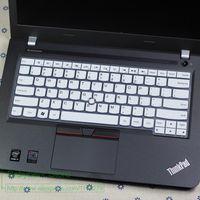 Couvertures de clavier Couverture de cahier en silicone Protecteur de peau pour Lenovo ThinkPad X1 Carbone T431S T440S T440P T440 L330 T430U S430 E445