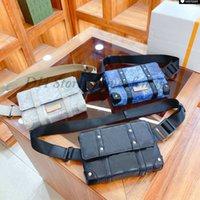 트렁크 슬링 가방 메신저 박스 가방 망 크로스 바디 벨트 가방 트렁크 디자이너 크로스 바디 핸들 가방 패션 플랩 핸드백 M57952