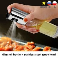 Cooking Utensils Olive oil vinegar spray bottle water pump gravy boat sprayer grill kitchen tool salad