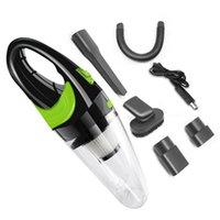 Автомобильный вакуумный очиститель портативный беспроводной беспроводной USB быстрая зарядка портативный для домашней мокрой химчистки