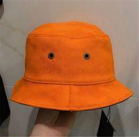 دلو قبعة بيني مصمم الشمس قبعة بيسبول الرجال النساء أزياء في الهواء الطلق الصيف شاطئ sunhat القبعات الصياد على الوجهين