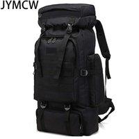 Outdoor Bags 70L Military Rucksacks Oxford Fabric Waterproof Tactical Backpack Sports Camping Hiking Trekking Fishing Hunting