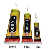 Car Air Freshener T7000 T8000 Glue Epoxy Resin Clear Adhesive Needle Type Phone Screen Repairing Tool MOUN777