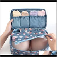 حقيبة تخزين السفر المحمولة للماء أكسفورد داخلية الانتهاء من حقائب التجميل المنظم أكياس ماكياج الصدرية القماش xqa8k pxkbv