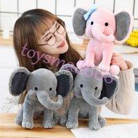 Alta Qualidade Pelúcia Brinquedo Bonito Elefante Humphrey Macio Dos Desenhos Animados Dos Desenhos Animados Boneca Para Crianças Presentes De Aniversário