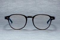 جودة عالية تصميم العلامة التجارية واضحة عدسة النظارات إطارات للجنسين النظارات الرجال النساء الإطار البصري الزجاج قراءة الضوء الأزرق واقية شمسية نظارات بالجملة