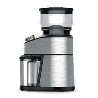 Electric Coffee Grinder Mill Herbs Nuts Salt Pepper Handmade Bean Manual Home Kitchen Tool EU Plug Grinders
