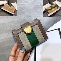 أزياء قصيرة محافظ طويل محفظة بولي كلوريد الفينيل مصمم الكلاسيكية إلكتروني الرجعية بطاقة حالة أكياس الفاخرة الرجال والنساء حقيبة مبيعات