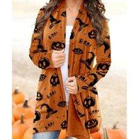 Личность Хэллоуина Мягкая мода Череп с длинными рукавами с капюшоном с капюшоном с капюшоном с капюшоном длинные рукава длинный свитер свободный, удобный