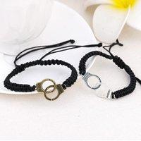 Tennis ZG Vintage Adjustable Handcuff Bracelet Men Charm Handmade Jewelry Women Accessories Friendship Girl Couple