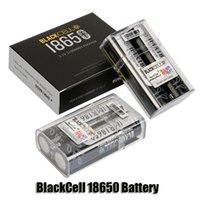 Authentic Blackcell IMR 18650 Bateria 3100mAh 40A 3.7V Alta Dreno Recarregável Liso Vape Caixa de Vape Mod Baterias de Lítio Original